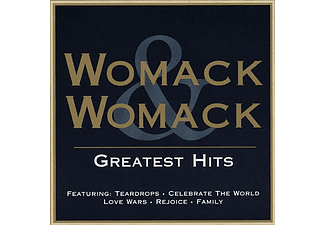 Womack & Womack - Greatest Hits (CD)