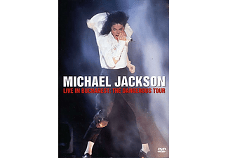 Michael Jackson - Live in Bucharest - The Dangerous Tour (DVD)