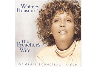 Whitney Houston - The Preacher's Wife (CD)