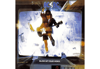 AC/DC - Blow Up Your Video - Remastered (CD)
