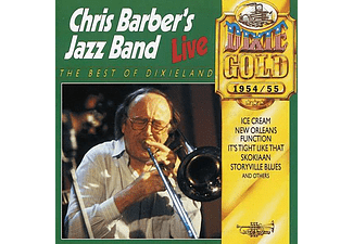 Chris Barber - Live In 1954+1955 (CD)