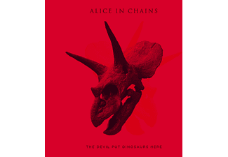 Alice In Chains - The Devil Put Dinosaurs Here (CD)