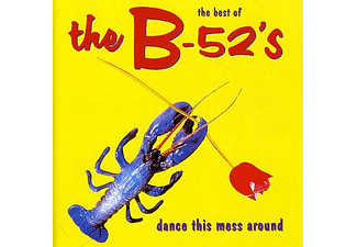 The B-52's - Dance This Mess Around - The Best Of (CD)