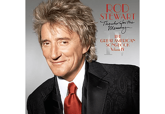 Rod Stewart - Great American Songbook Vol.4 (CD)