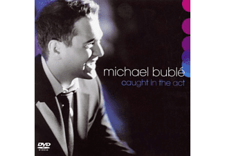 Michael Bublé - Caught in the Act (CD + DVD)