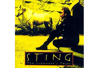 Sting - Ten Summoner's Tales (CD)