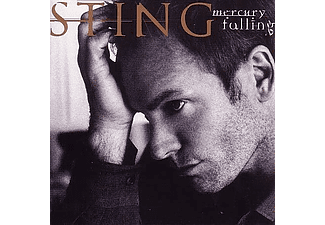 Sting - Mercury Falling (CD)