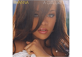 Rihanna - A Girl Like Me (CD)