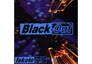 Black Out - Fekete kék (CD + DVD)