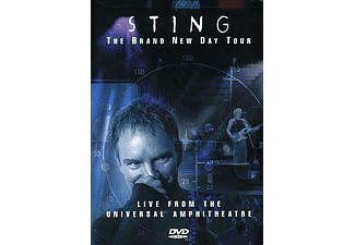 Sting - The Brand New Day Tour - Live From Universal Amphitheatre (DVD)