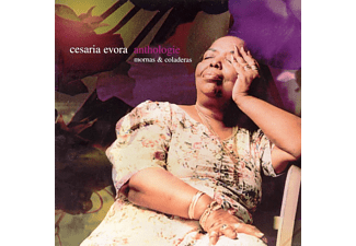 Cesaria Evora - Anthologie Mornas & Coladeras (CD)