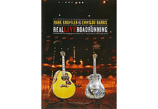 Mark Knopfler & Emmylou Harris - Real Live Roadrunning (DVD)