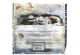 Quimby - Family Tugedör (CD + DVD)