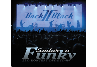 Back II Black - Sodor a funky - Koncert (CD + DVD)