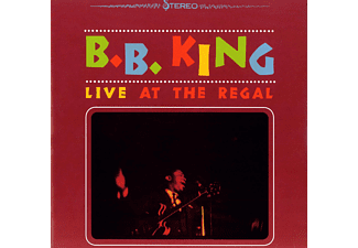 B.B. King - Live at the Regal (Vinyl LP (nagylemez))