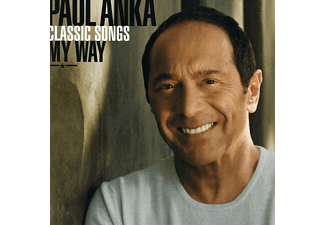 Paul Anka - Classic Songs, My Way (CD)