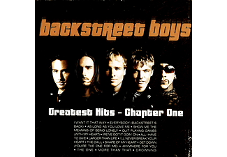 Backstreet Boys - Greatest Hits - Chapter One (CD)