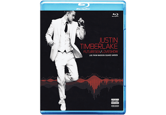Justin Timberlake - FutureSex - LoveShow - Live from Madison Square Garden (Blu-ray)