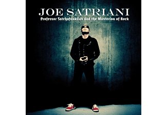 Joe Satriani - Professor Satchafunkilus and the Musterion of Rock (CD)