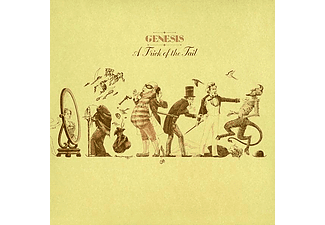 Genesis - A Trick Of The Tail (Remastered) (CD)