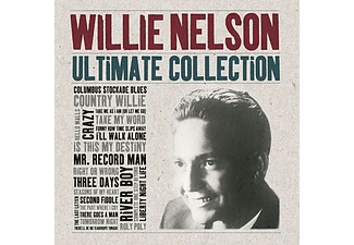 Willie Nelson - Ultimate Collection (CD)