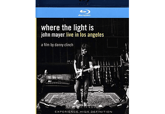 John Mayer - Where The Light Is - John Mayer Live In Los Angeles (Blu-ray)
