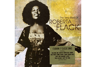 Roberta Flack - The Very Best Of Roberta Flack (CD)