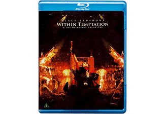Within Temptation - Black Symphony (Blu-ray + DVD)