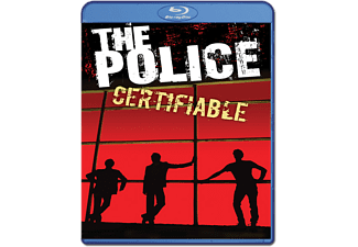The Police - Certifiable (CD + Blu-ray)