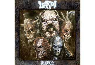 Lordi - Deadache (CD)