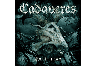 Cadaveres - Evilution (CD)