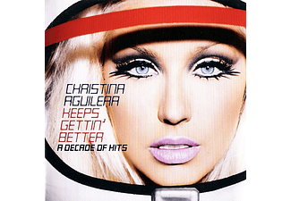 Christina Aguilera - Keeps Gettin' Better - A Decade of Hits (CD)