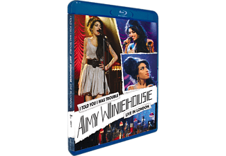 Amy Winehouse - I Told You I Was Trouble - Live In London 2007 (Blu-ray)