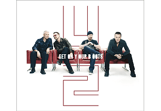 U2 - Get On Your Boots (Single CD)