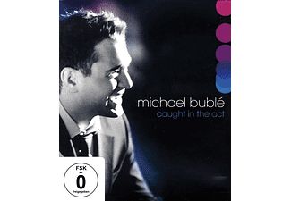 Michael Bublé - Caught In The Act (Blu-ray)