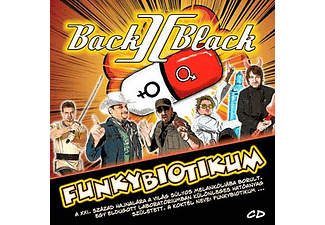 Back II Black - Funkybiotikum (CD)