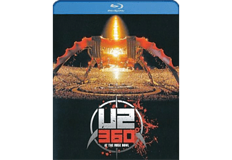 U2 - 360° - At The Rose Bowl (Blu-ray)