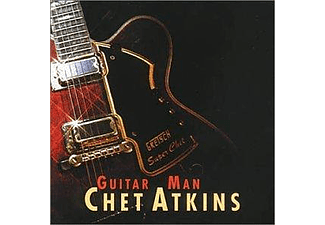 Chet Atkins - Guitar Man (CD)