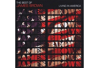James Brown - The Best of Living In America (CD)