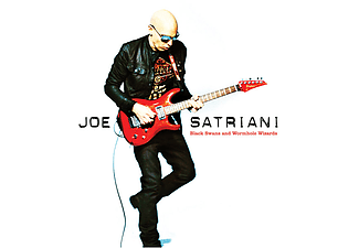 Joe Satriani - Black Swans & Wormhole Wizards (CD)