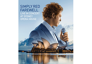 Simply Red - Farewell - Live In Concert At Sydney Opera House (CD + DVD)
