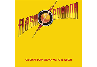 Queen - Flash Gordon (2011 Remastered) (CD)