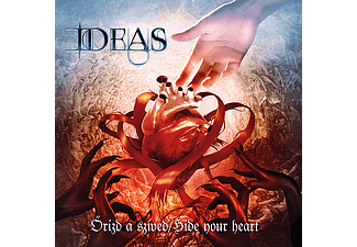 Ideas - Őrizd A Szíved / Hide Your Heart (CD)
