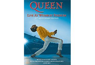 Queen - Live At Wembley - 25th Anniversary (DVD)