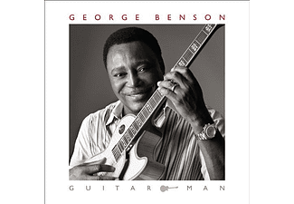 George Benson - Guitar Man (CD)