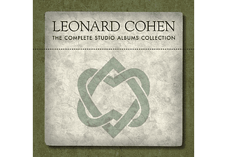 Leonard Cohen - The Complete Studio Albums Collection (CD)