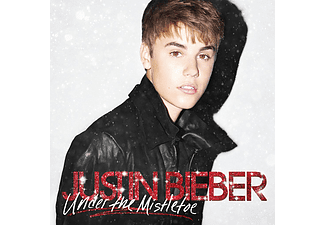 Justin Bieber - Under The Mistletoe (CD)