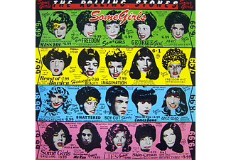 The Rolling Stones - Some Girls - Super Deluxe Edition (CD + DVD)