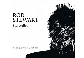 Rod Stewart - Storyteller - Complete Anthology 1964-1990 (CD)