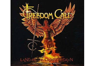 Freedom Call - Land Of The Crimson Dawn (Digipak) (CD)
